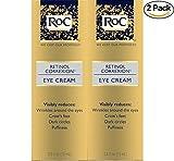 RoC Retinol Correxion Augencreme, 15 ml, 2er-Pack