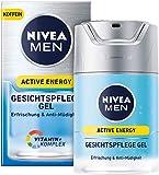 NIVEA MEN Active Energy Gesichtspflege Gel im 1er...