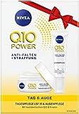 NIVEA Q10 Tages- und Augenpflege Geschenkset, mit...