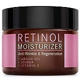 Retinol Creme Moisturizer - 2,5% Retinol...