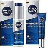 NIVEA MEN Anti-Age Hyaluron Hydro Gesichtsgel (50...