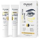 Augencreme mit Vitamin C, B5, COENZYM Q10 und E...