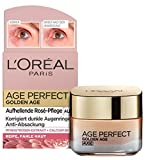 L'Oréal Paris Augenpflege, Age Perfect Golden...